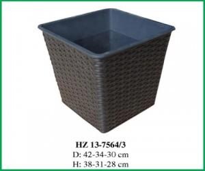 Basket Rattan 10