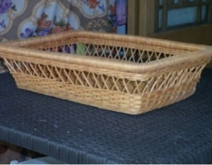 Bread Tray & Basket 2
