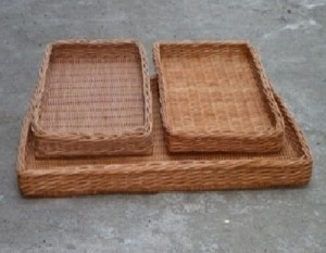 Bread Tray & Basket