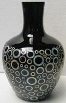 Lacquer Vase 6