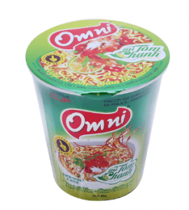 Omni lemon cup noodles 65g
