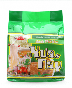 Dried noodles 500g pack Ricey