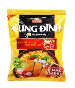 Potato noodles taste chicken stew Imperial 80g package