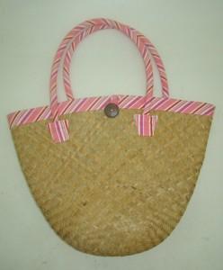 Straw Bag 4