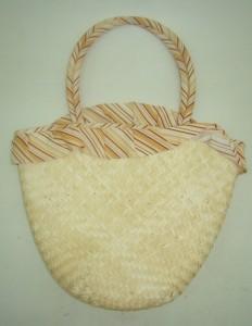 Straw Bag 3