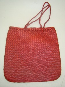 Straw Bag 1
