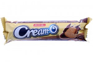 Cream O Chocolate Flavoured Cream 85g
