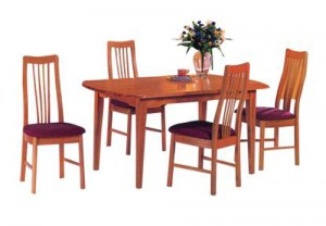 Rubber Dinning Set