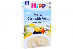 Hipp Milk Pap Corn With Fruits