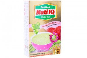 Nuti IQ Infant Cereal  Beef, Potatoes, Peas