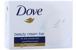 Dove White Beauty Bar 100g