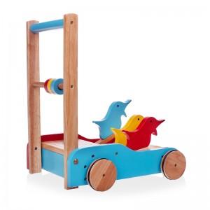 Dolphin go-cart