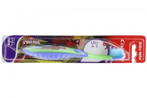 Colgate Sipder Man Toothbrush 5 years old