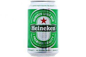 Beer Heineken Can 330ml