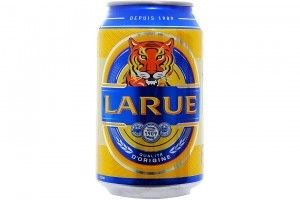 Beer Larue Blue Can 330ml