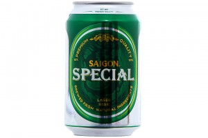 Beer Saigon Special Can 330ml