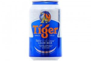 Beer Tiger Can 330ml