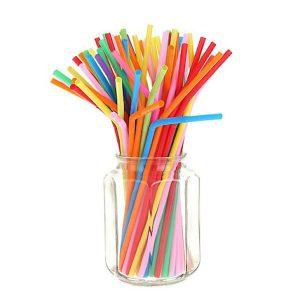 Plastic Drinking Straw 2