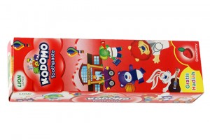 Kodomo For Kiddy Strawberry Flavor 45g Toothpaste
