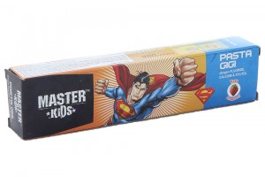 Master Kids Superman Strawberry Flavor 50g