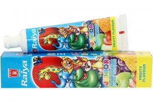 Raiya Fruity Flavor 75g Toothpaste
