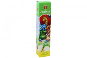 Raiya For Kiddy Apple Flavor 75g Toothpaste