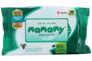 Wet Tower Mamamy Grape Bag 30 pcs (200x150mm)