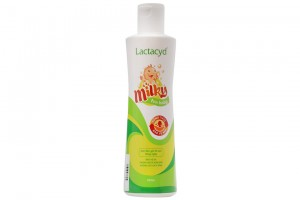 Baby Wash Lactacyd Milky 250ml