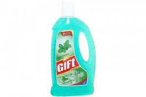 Floor Cleaner Gift Mint Flavor 1L