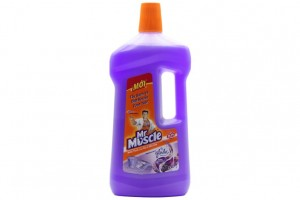 Floor Cleaner Mr Muscle Lavender 1L