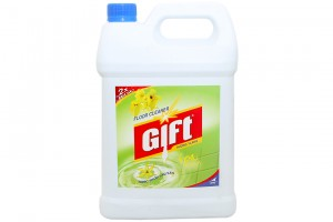 Floor Cleaner Gift YLang Flavour can 4kg