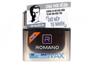 Hair Gel Romano Matte 68g