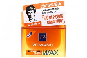 Hair Gel Romano Shiny 68g