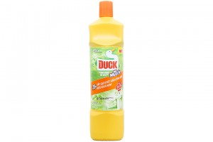 Bathroom Cleaner Duck Mr Muscle Lemon & Orange Flavor 900ml