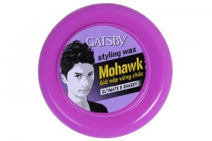 Hair Gel Gastby U&S Purple 25 g