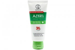 Mentholatum Acnes Creamy Wash 50g