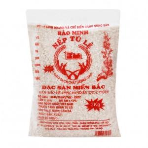 Bao Minh – Sticky rice Tu Le  2kg