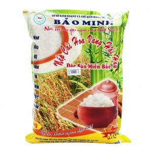 Bao Minh – Sticky rice yellow flower 5kg