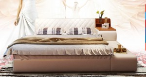 Premium European-style multi-functional bed G09a