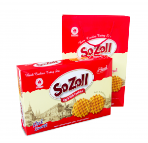 Egg and Milk Cookies Sozoll