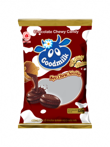 Goodmilk Candy with chocolate