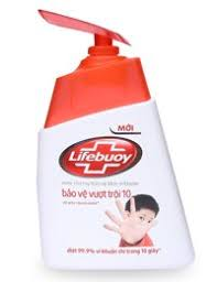Lifebouy Hand Wash superior protection 500g