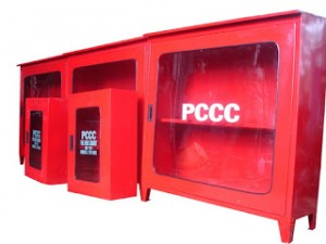 Fire protection cabinets 70 x 50 x250