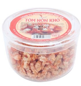 Dried shrimp
