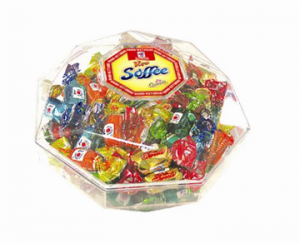 Candy Assorted Soffee 250gr