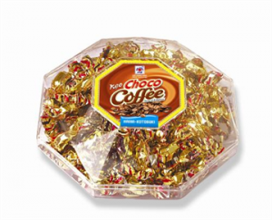 Candy with Chocolate and Coffee 400gr