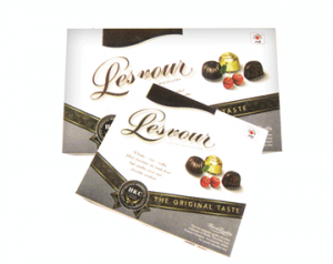Chocolate Lesvour 150gr