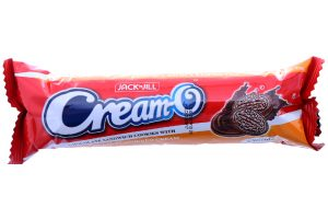 Cream O Chocolate Sandwich cookies with chocolate flavoured cream