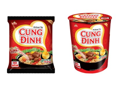 Cung Dinh Instand Noodle
