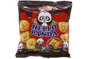 Hello Panda Biscuit